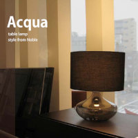 �A�N�A�@�e�[�u�������v�@Acqua table lamp